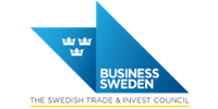 Business Sweden - The Swedish Trade & Invest Council logo