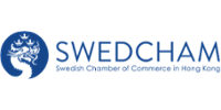 Swedish Chamber of Commerce in Hong Kong logo