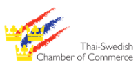 Thai-Swedish Chamber of Commerce logo