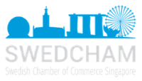 Swedish Chamber of Commerce Singapore logo